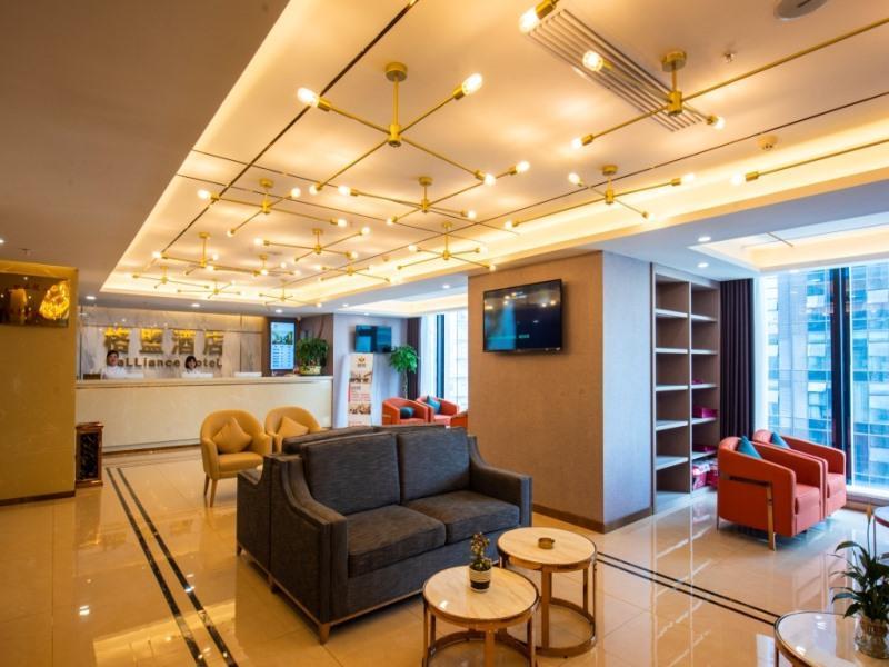 GreenTree Alliance Hotel Zunyi Xinpu New District Linda Sunshine Plaza