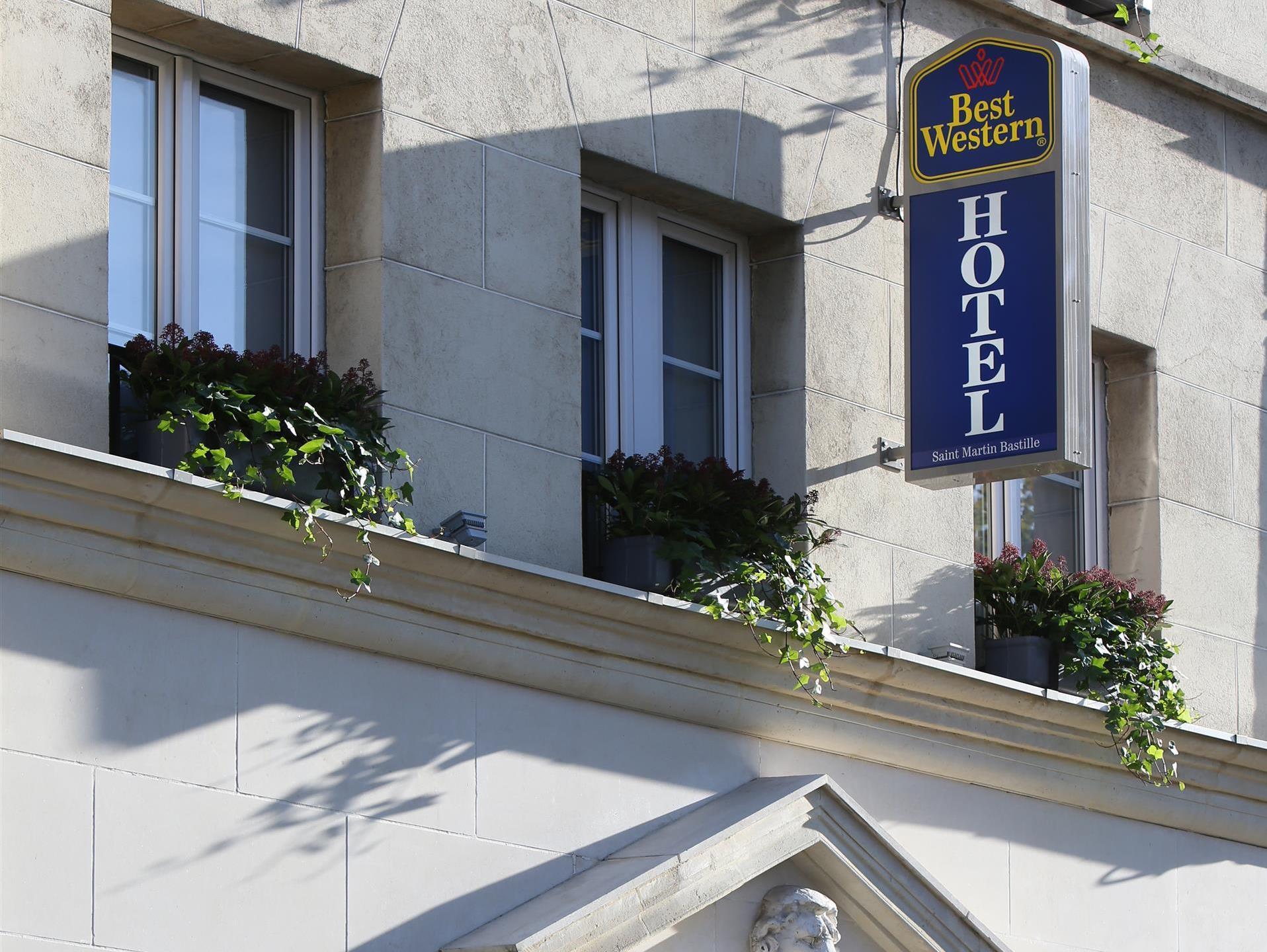 Hotel Saint Martin Bastille