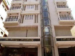 โฮเต็ล มาเออร์ยา เรสซิเดนซี่ (Hotel Maurya Residency)