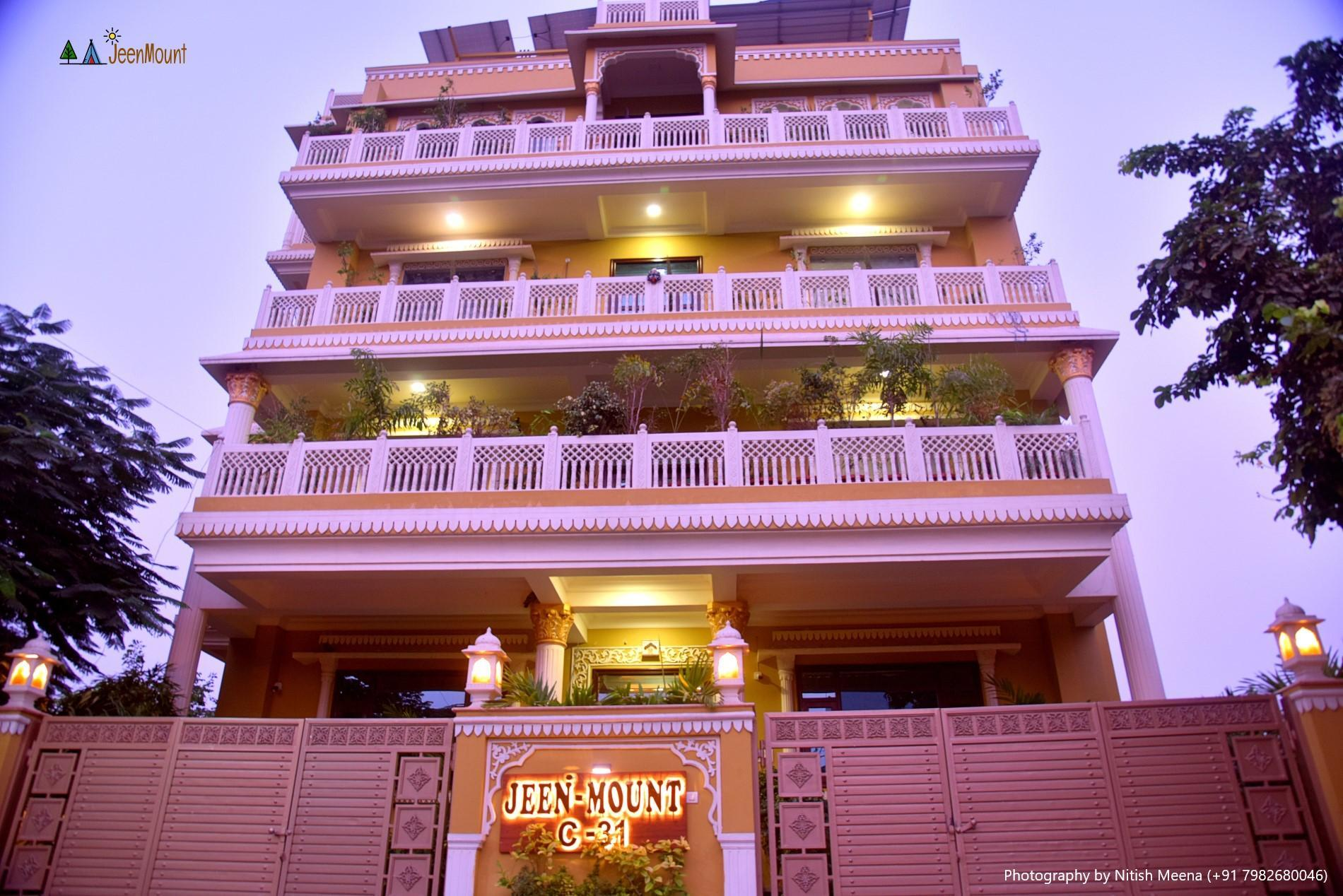 Jeenmount Hotel And Resort