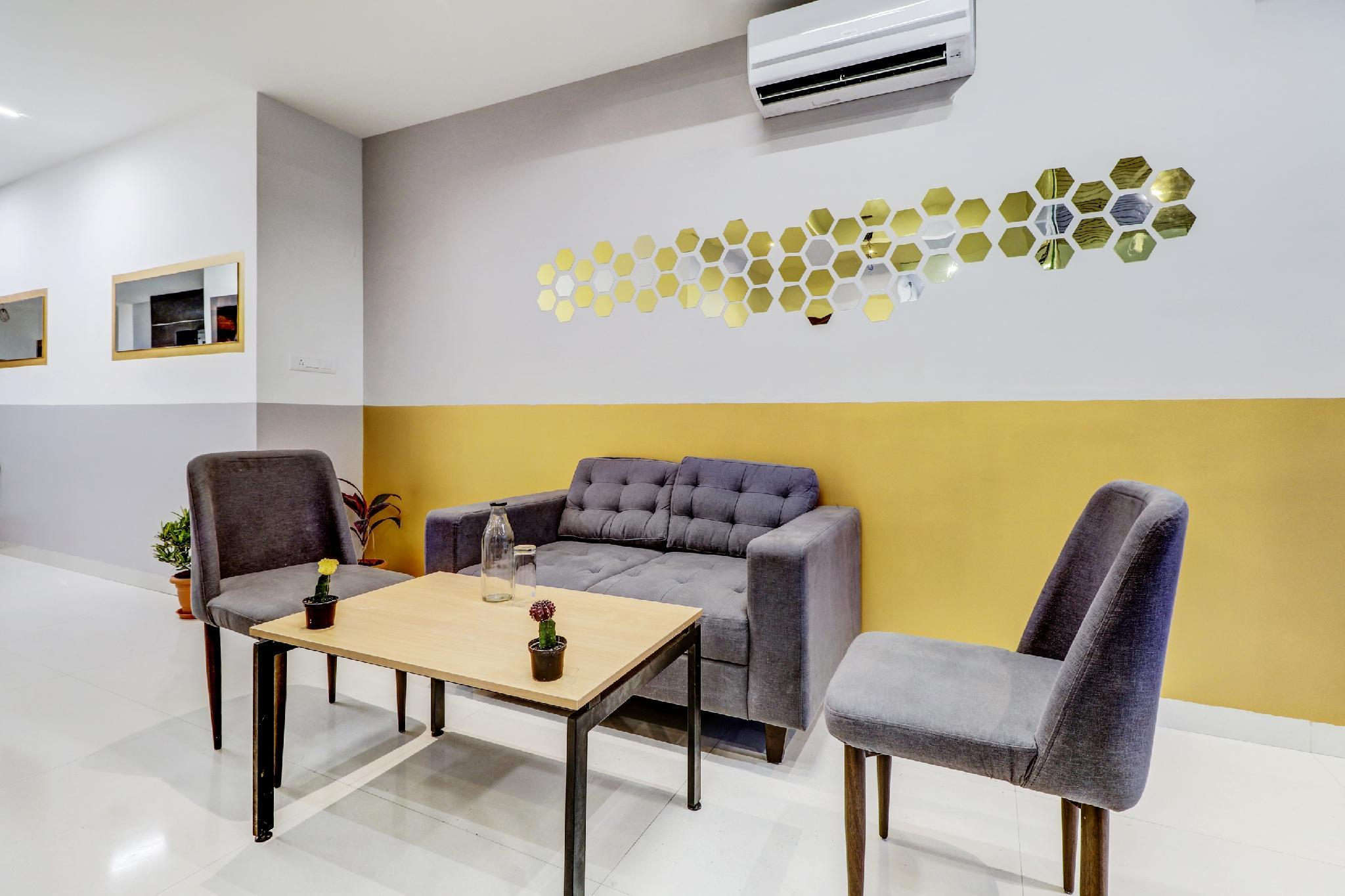 OYO Home 60861 Luxurious Stay 27th Main Sector 1 Hsr Layout