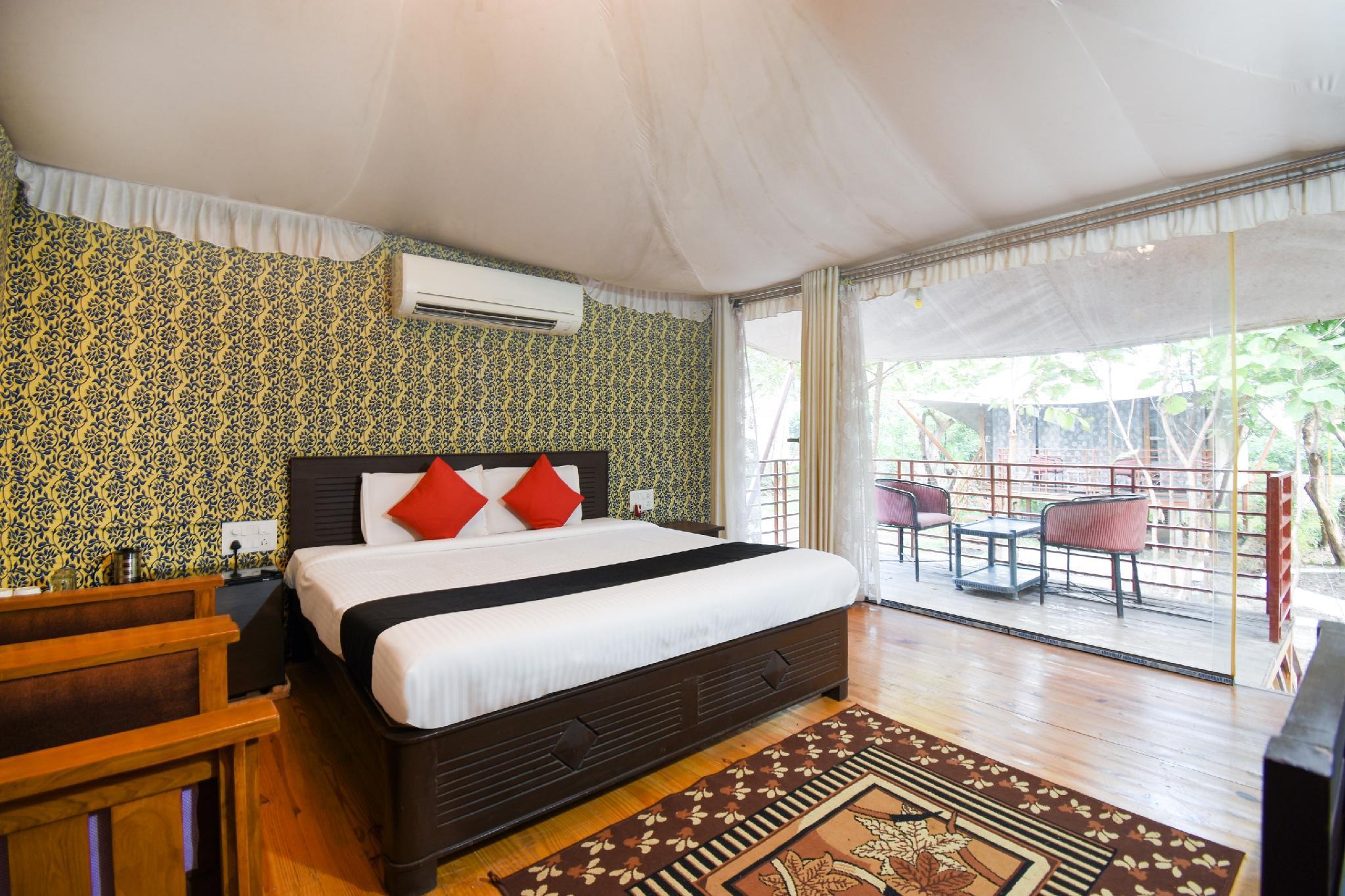 Capital O 66429 Jayshrea Meadows Tadoba Tiger Resort