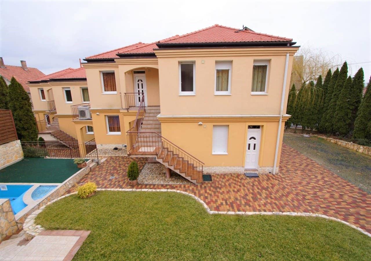 Garda Apartment 6 Heviz