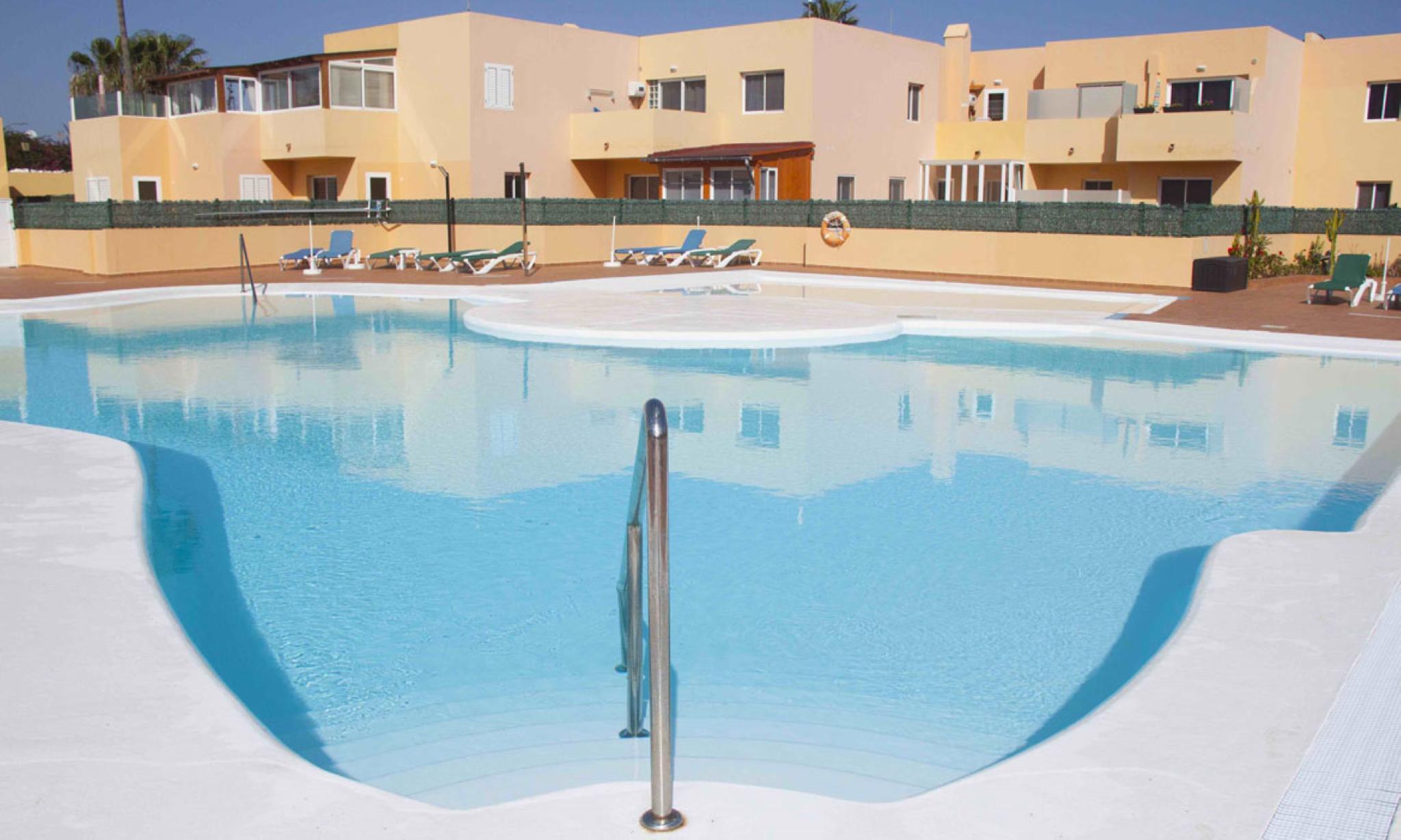 107476   Apartment In La Oliva