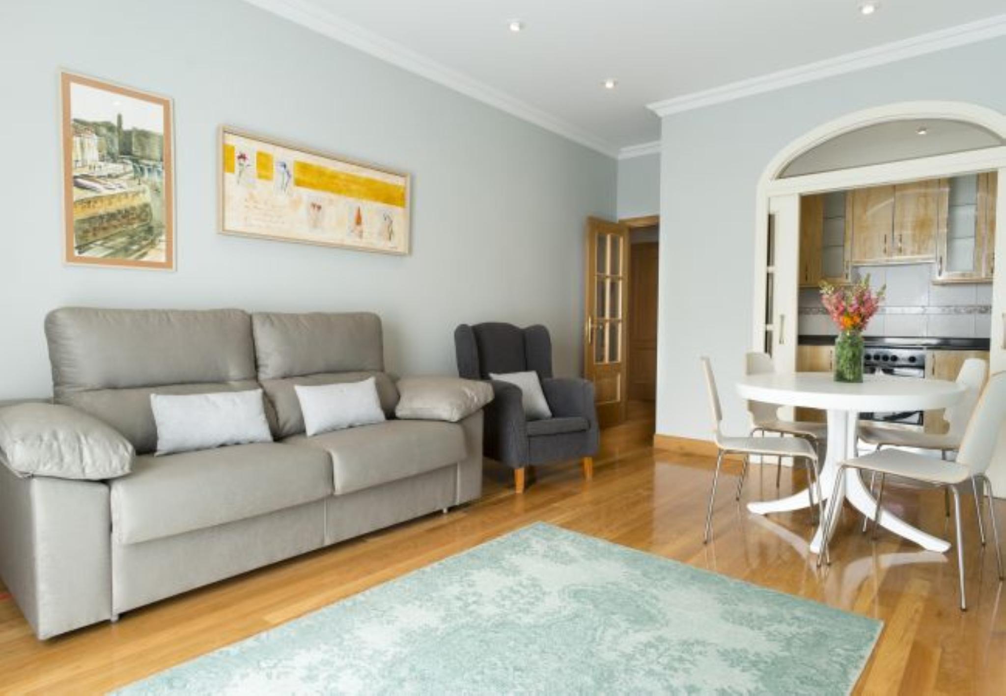 107963   Apartment In Donostia
