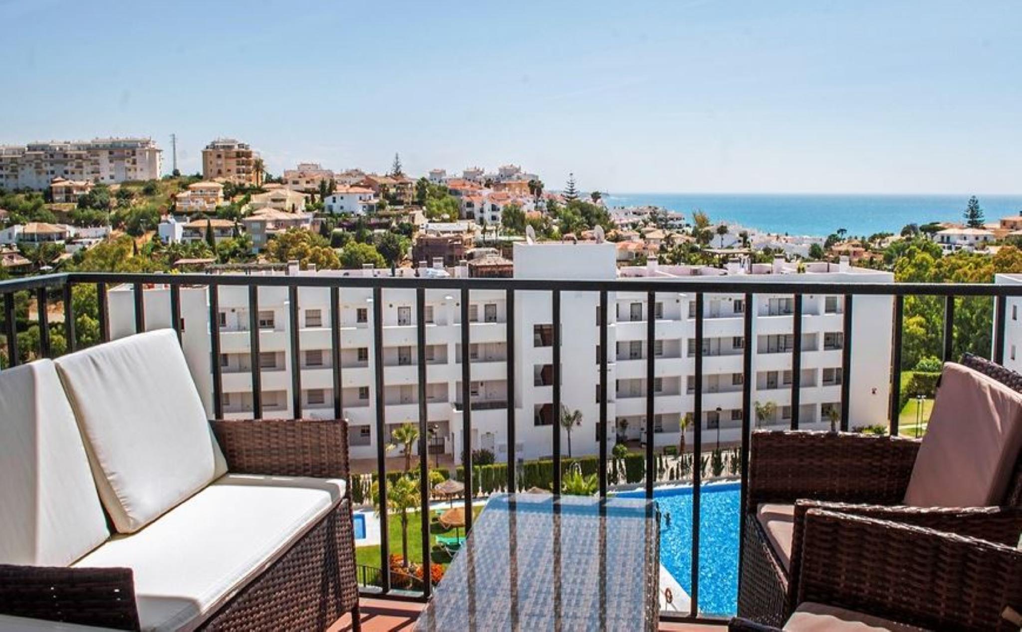 107262   Apartment In Mijas