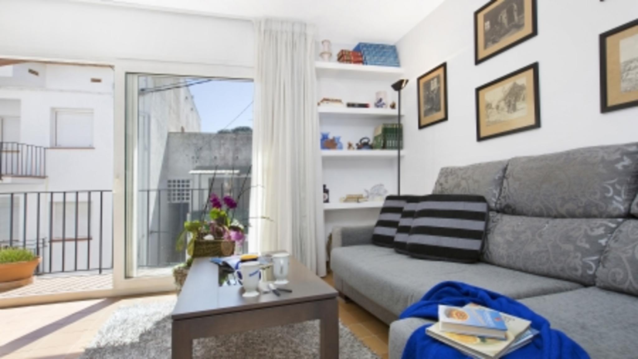 107297  Apartment In Llafranc