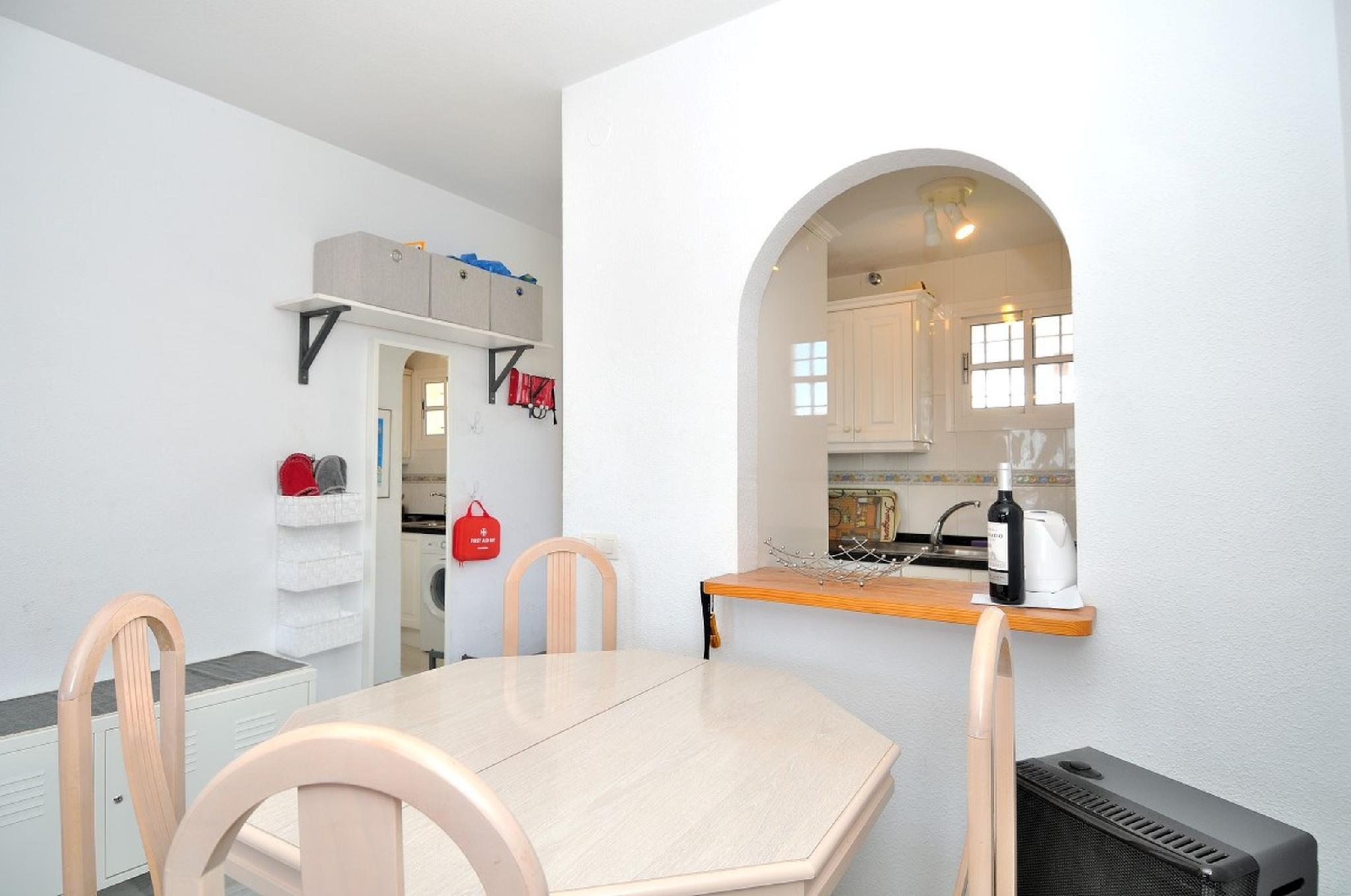107348   Apartment In Mijas