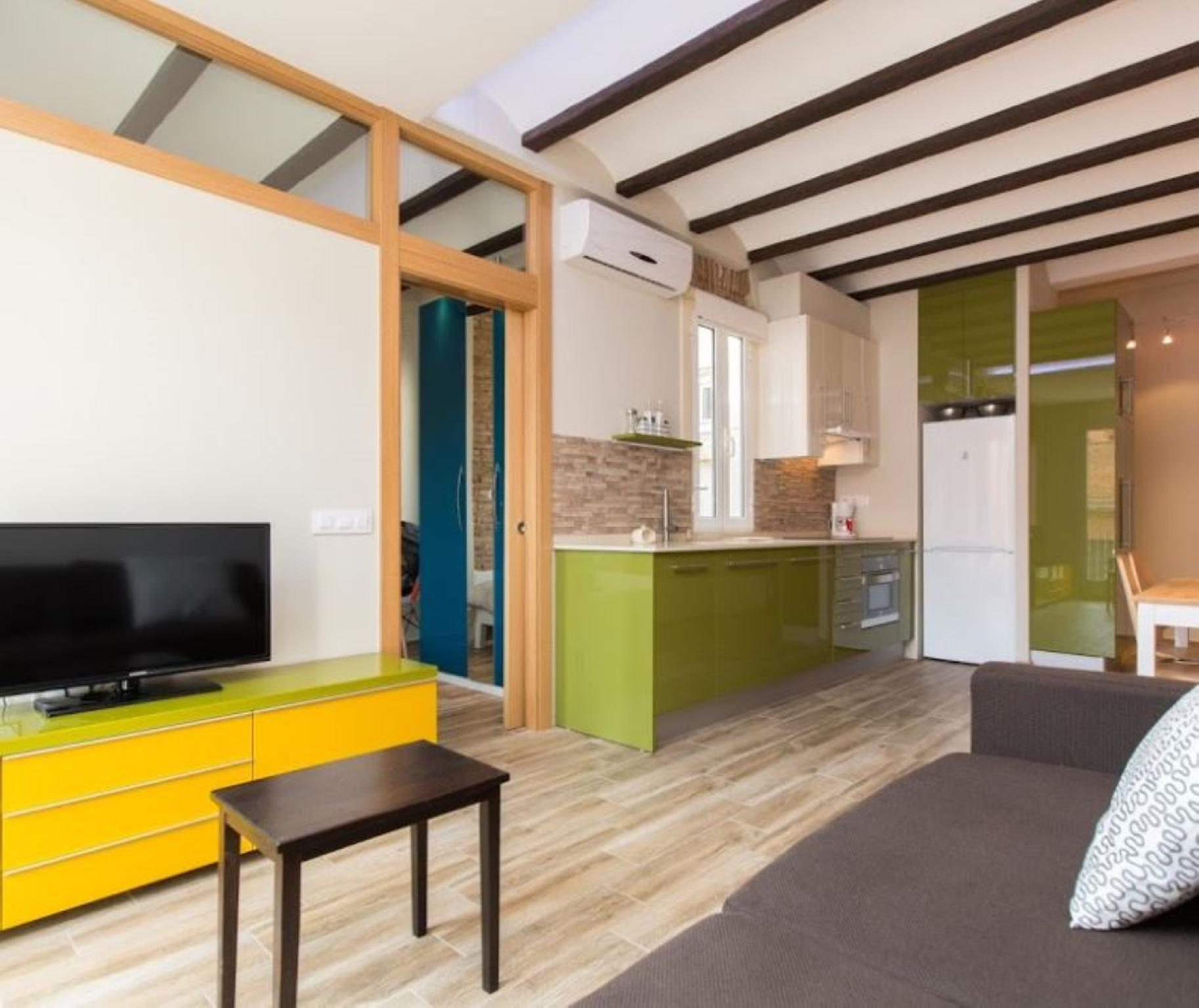 106682   Apartment In Barcelona