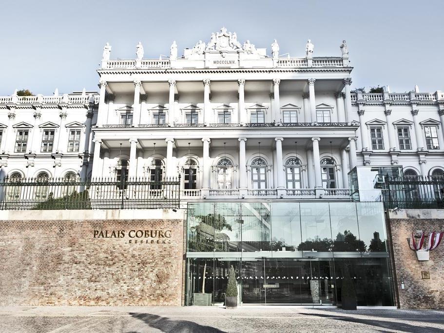 Palais Coburg Hotel Residence