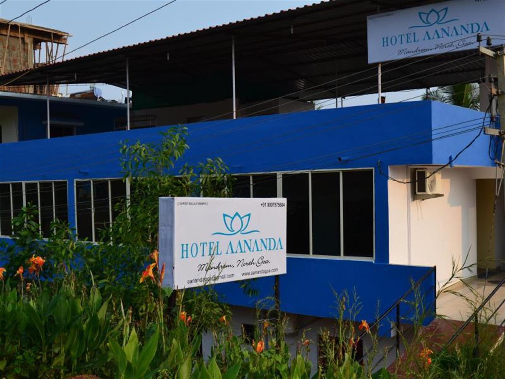 Hotel Aananda Reviews