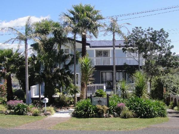 Kiwi House Waiheke Auckland