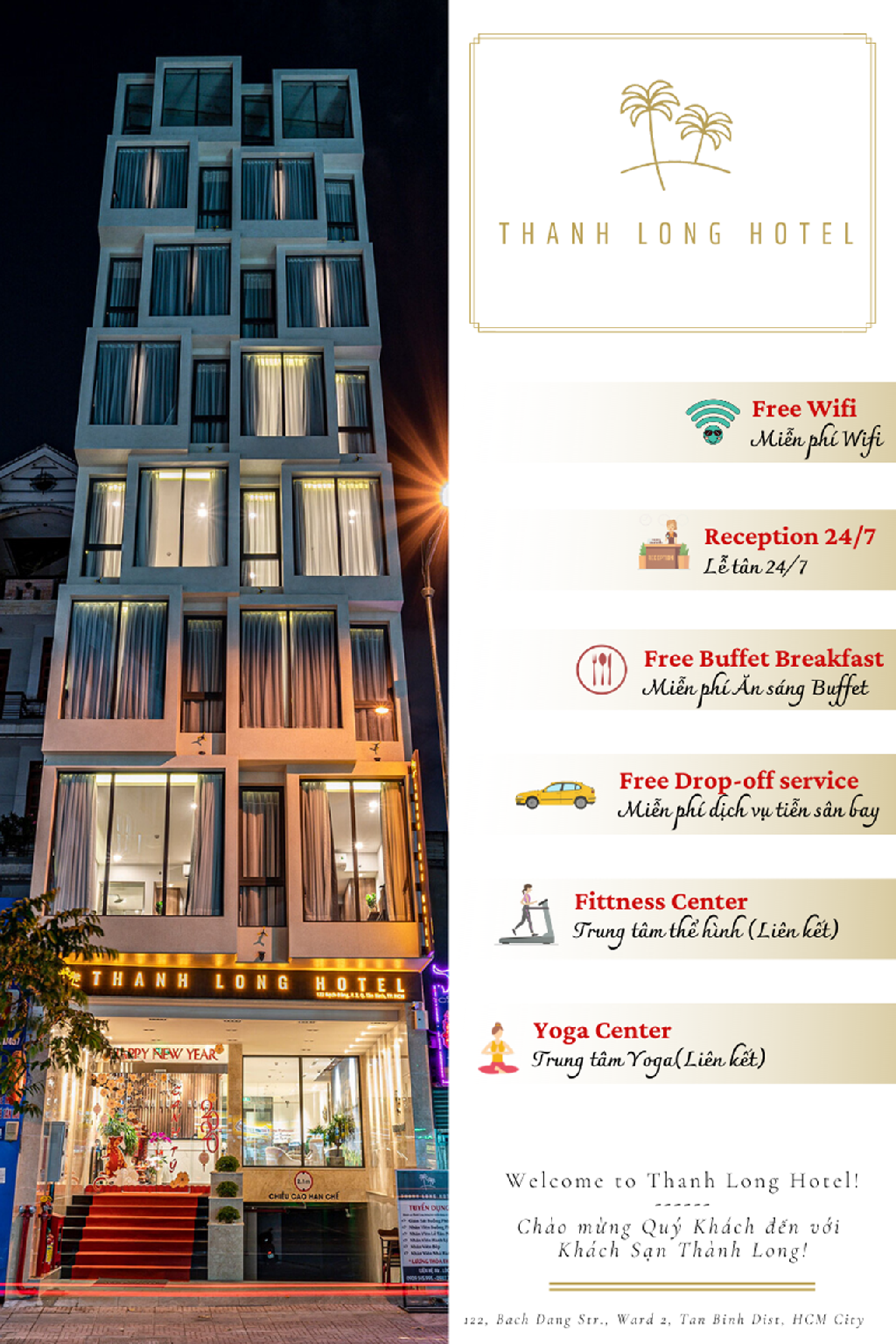 THANH LONG BACH DANG HOTEL