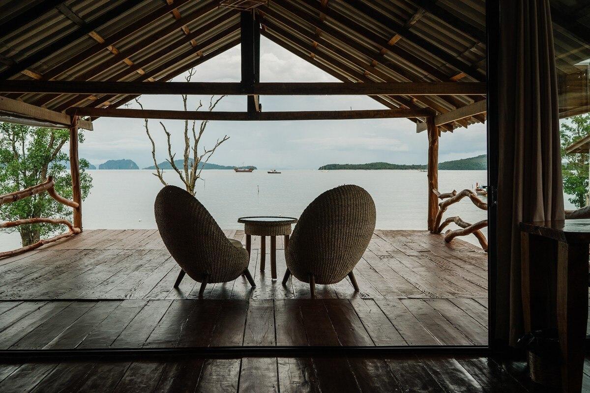 Wooda House - Gorgeous wooden villa on the sea บ้านเดี่ยว 2 ห้องนอน 2 ห้องน้ำส่วนตัว ขนาด 222 ตร.ม. – สังกะอู้