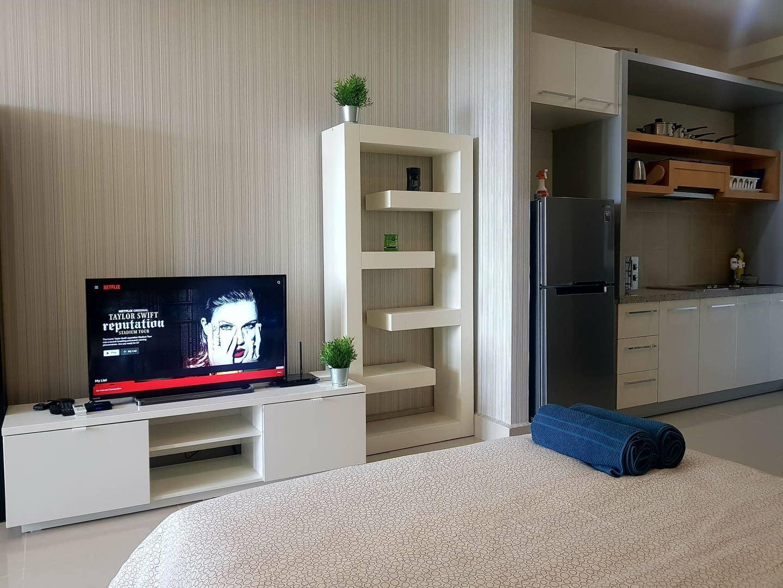 Gorgeous Shaftsbury Suites Cyberjaya Netflix