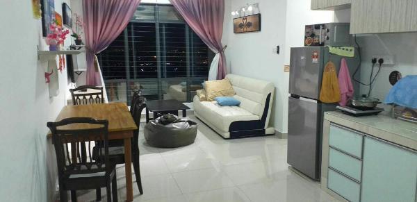 B33-03 ARC Res City View #Go Guesthouse Management Johor Bahru
