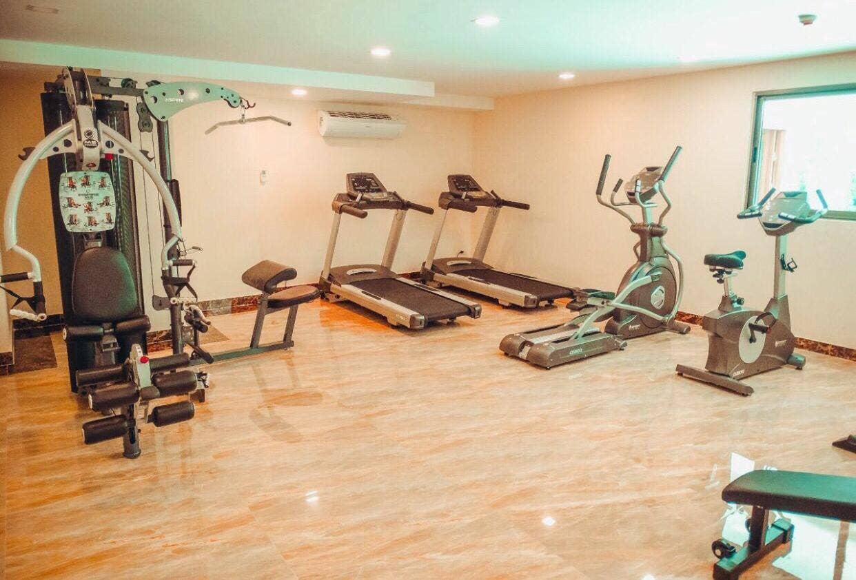 Modern studio in a new condo Club Royal สตูดิโอ อพาร์ตเมนต์ 1 ห้องน้ำส่วนตัว ขนาด 27 ตร.ม. – นาเกลือ/บางละมุง