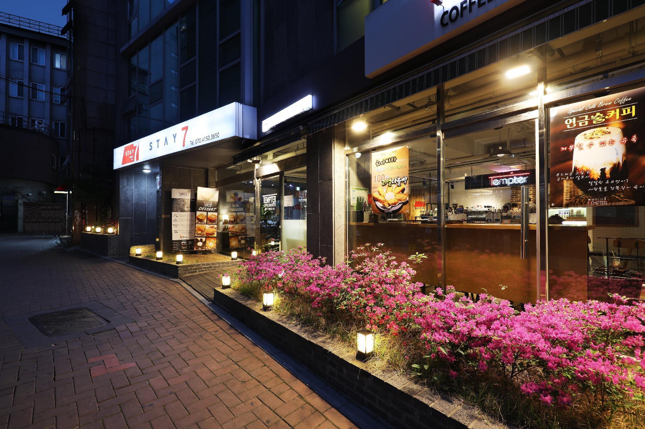 Stay7 Hostel Myeongdong