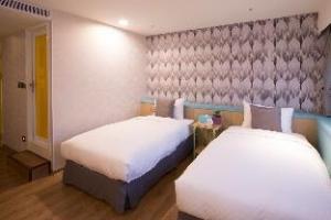 Click Hotel - Ximending Branch (Click Hotel - Ximending Branch)