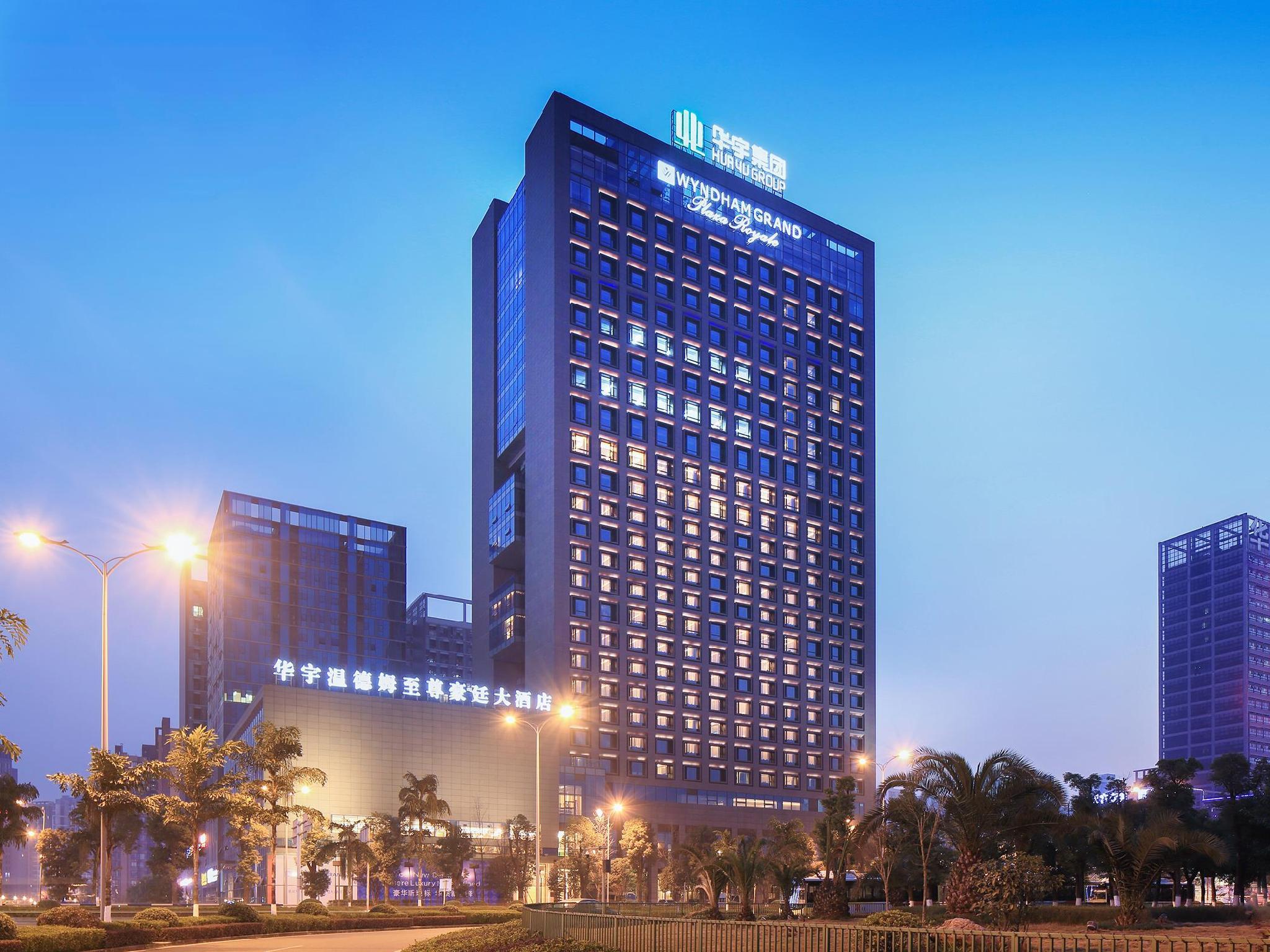 Wyndham Grand Plaza Royale Huayu Chongqing