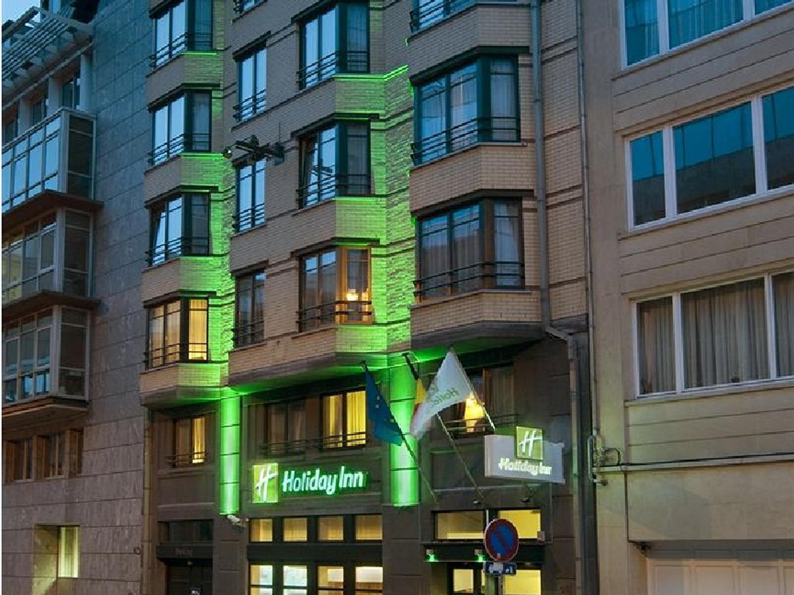 Holiday Inn Hotel Brussels Schuman