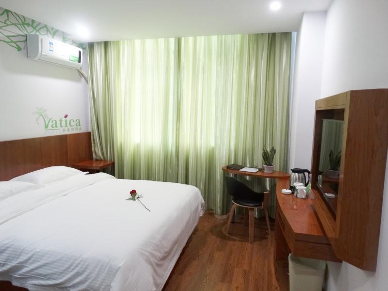 Vatica Jiangsu Wuxi Xibei Canal Metro Station Huilv Road Hotel