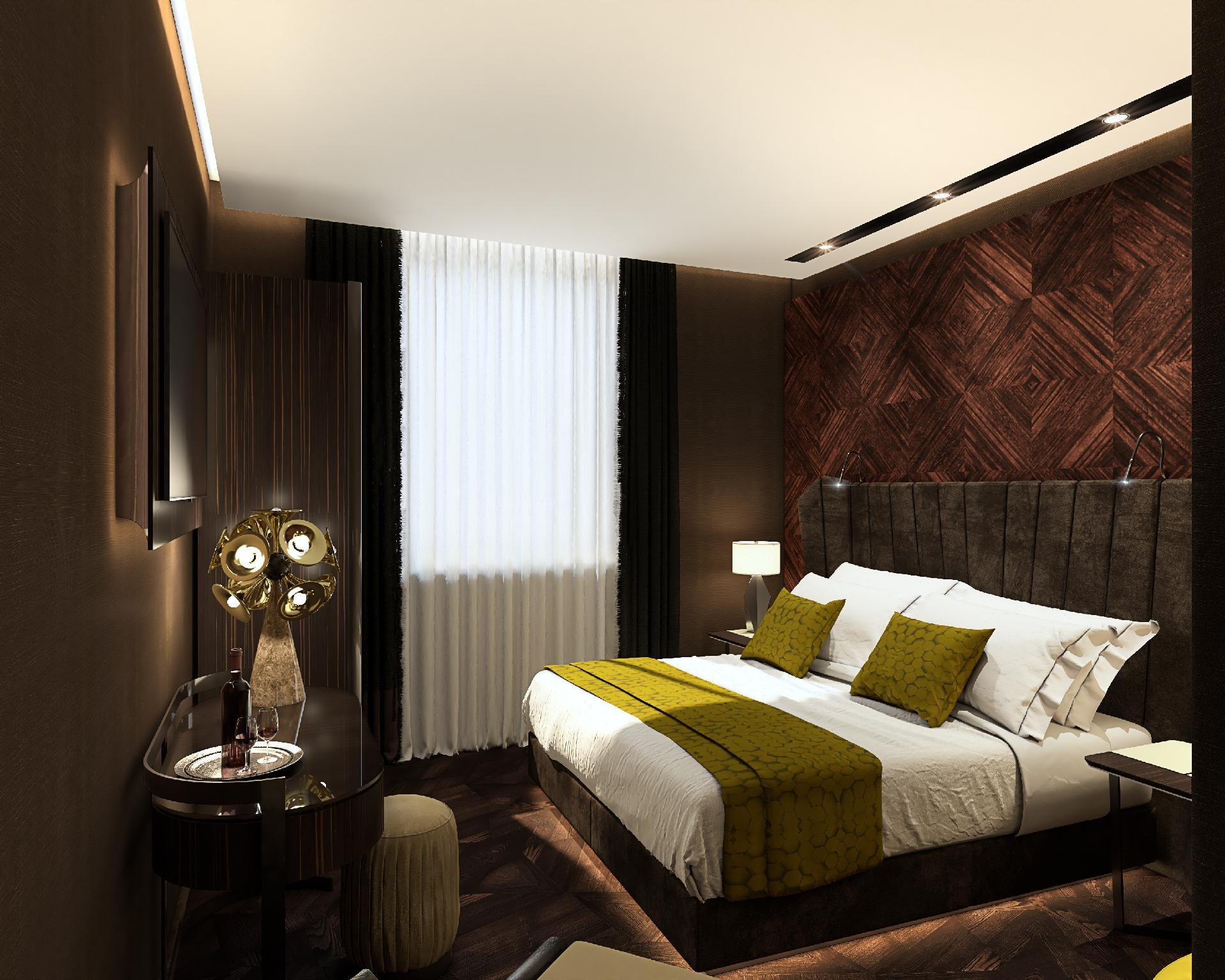 U Visionary Roma Hotel