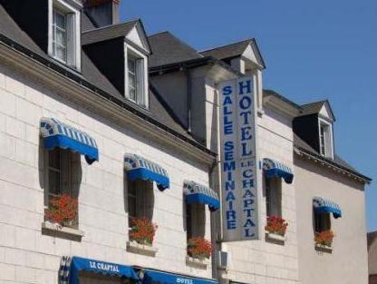 The Originals Boutique, Hotel Chaptal, Amboise (Inter-Hotel)