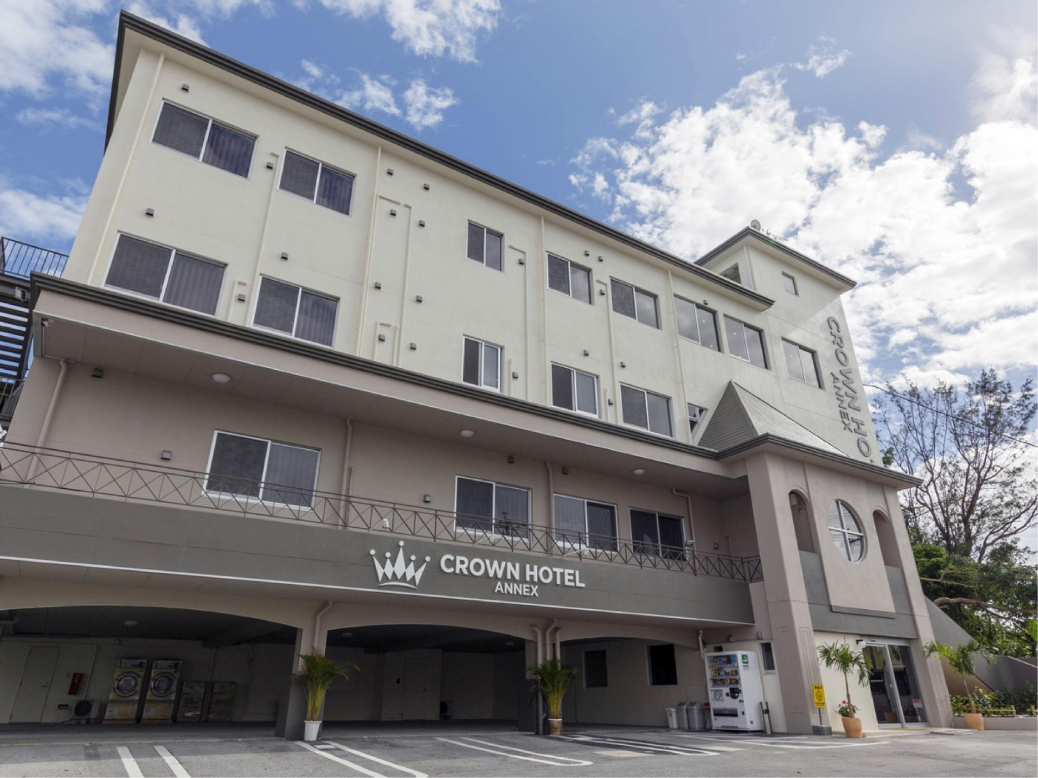 Crown Hotel Okinawa Annex