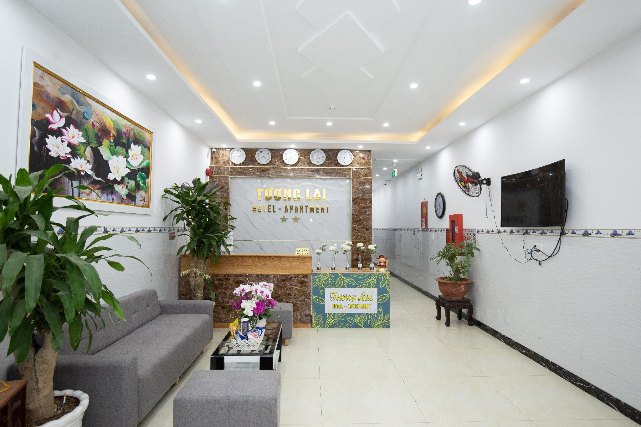 Tuong Lai Hotel And Apartment
