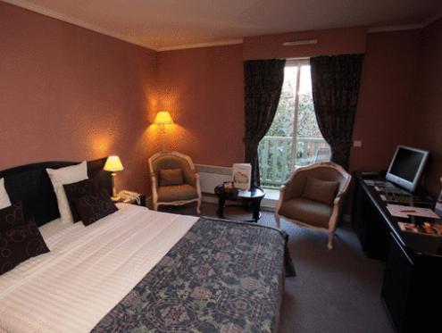 Villa Augeval Hotel De Charme & Spa