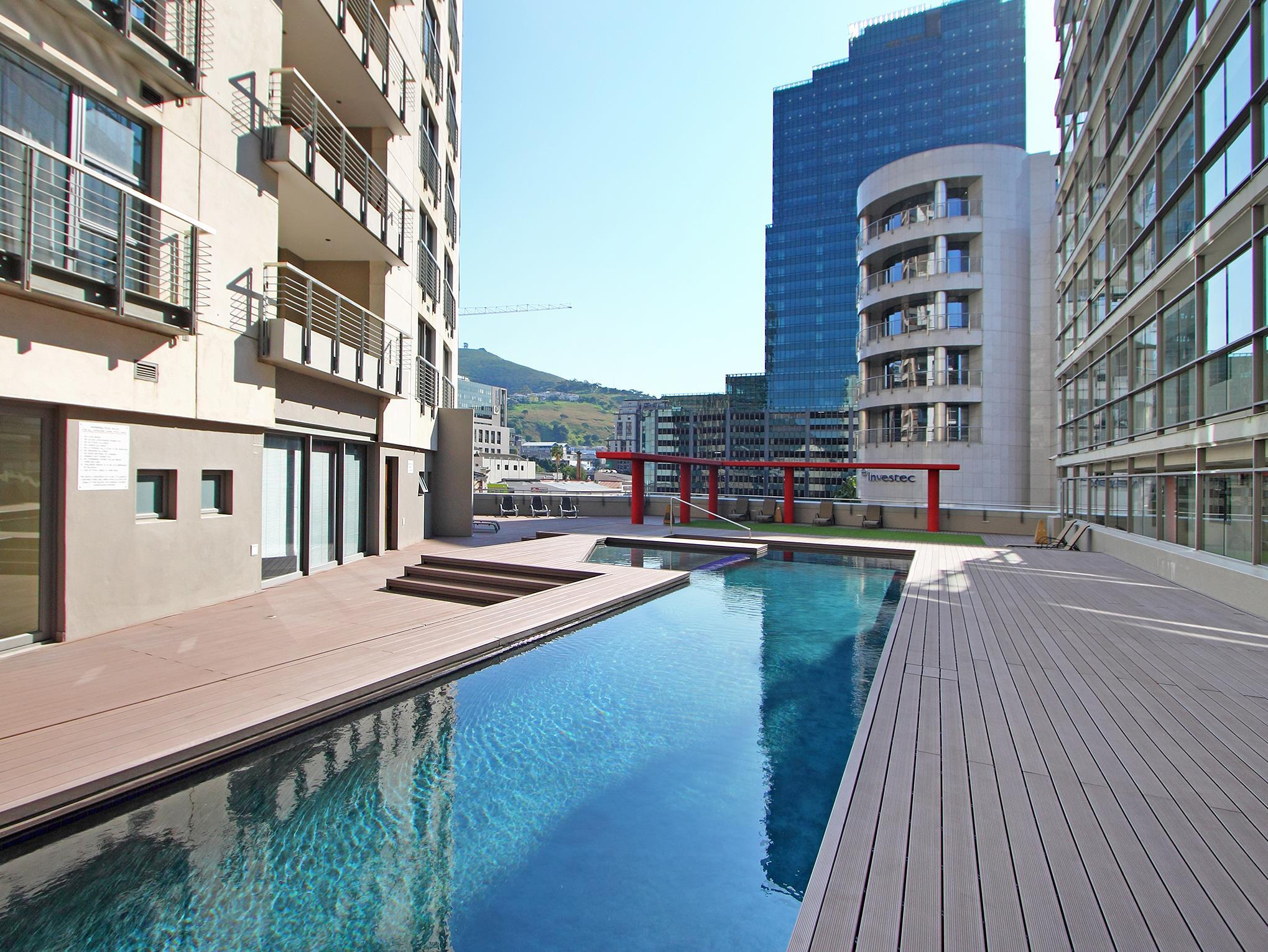Icon Apartments Cape Town   Accommodation Daddy