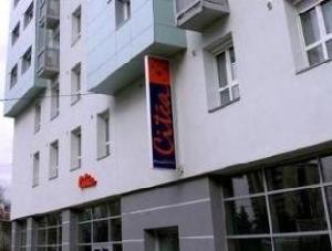 (Aparthotel Adagio Access Grenoble)