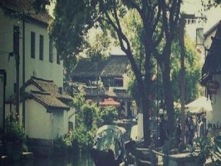 Kunshan Pomegranate Garden Humanities Inn