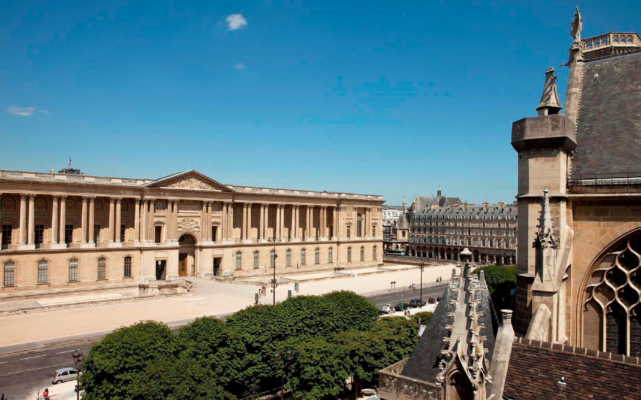 Hotel de la Place du Louvre