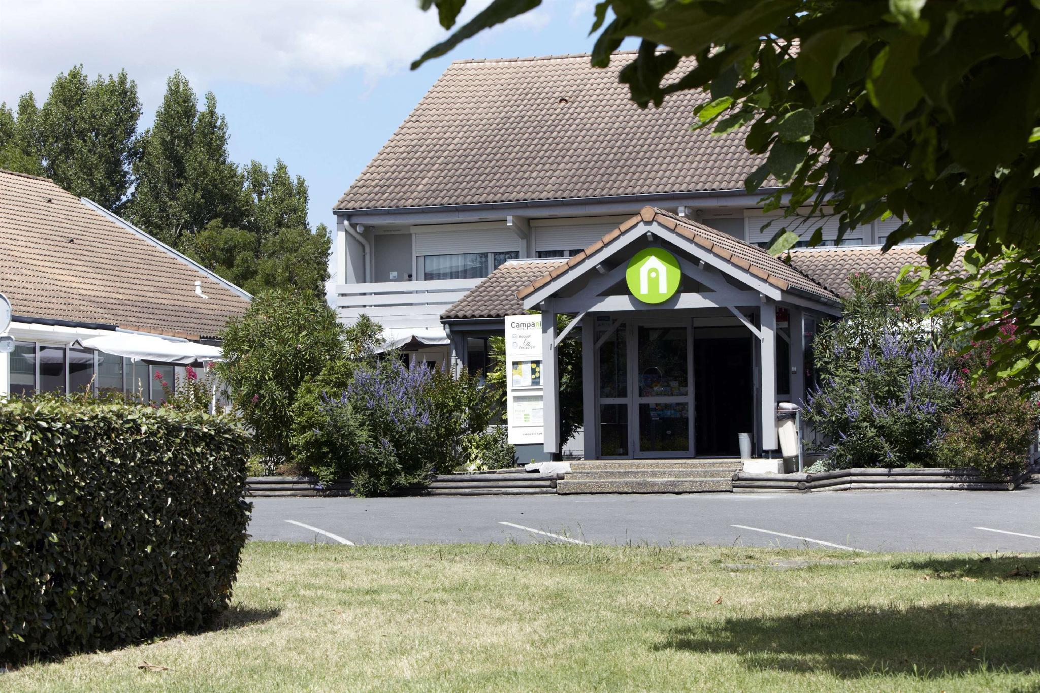 Campanile Bordeaux Nord Le Lac Hotel