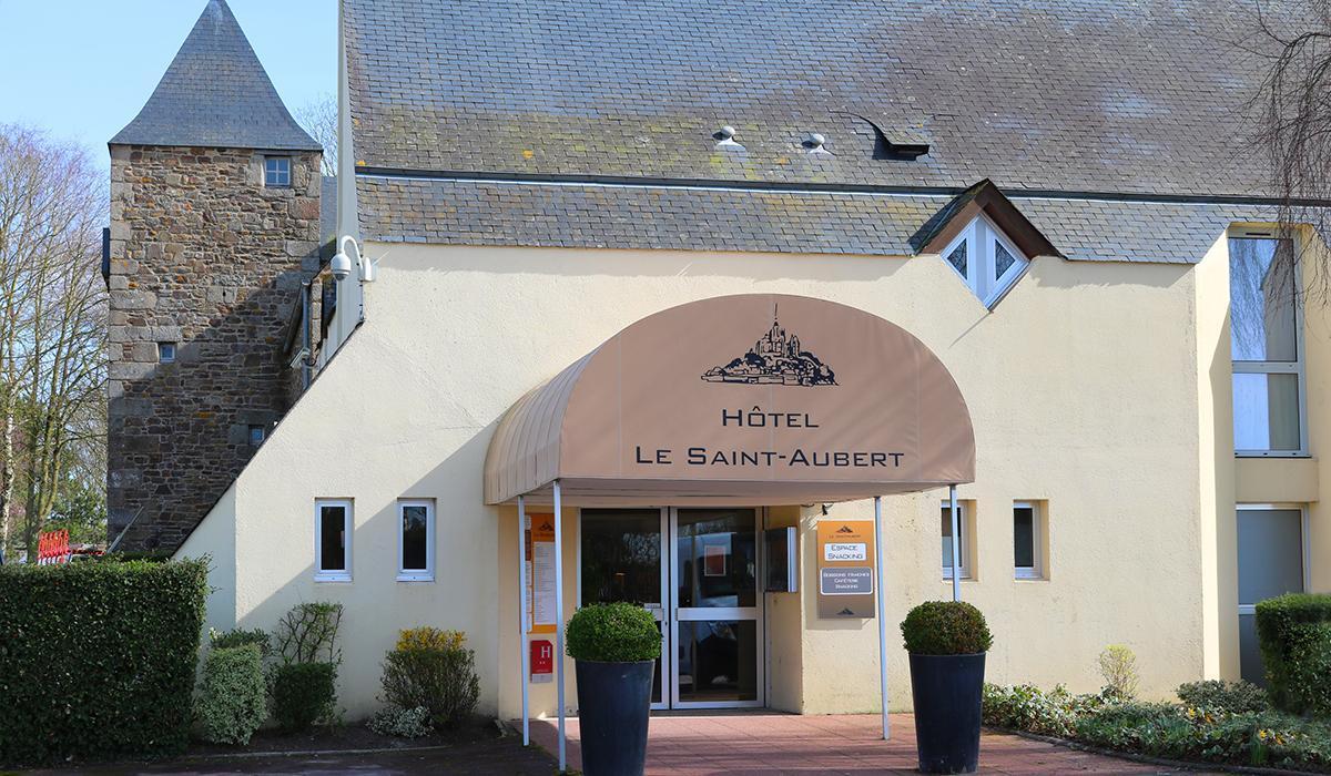 Le Saint-Aubert Hotel