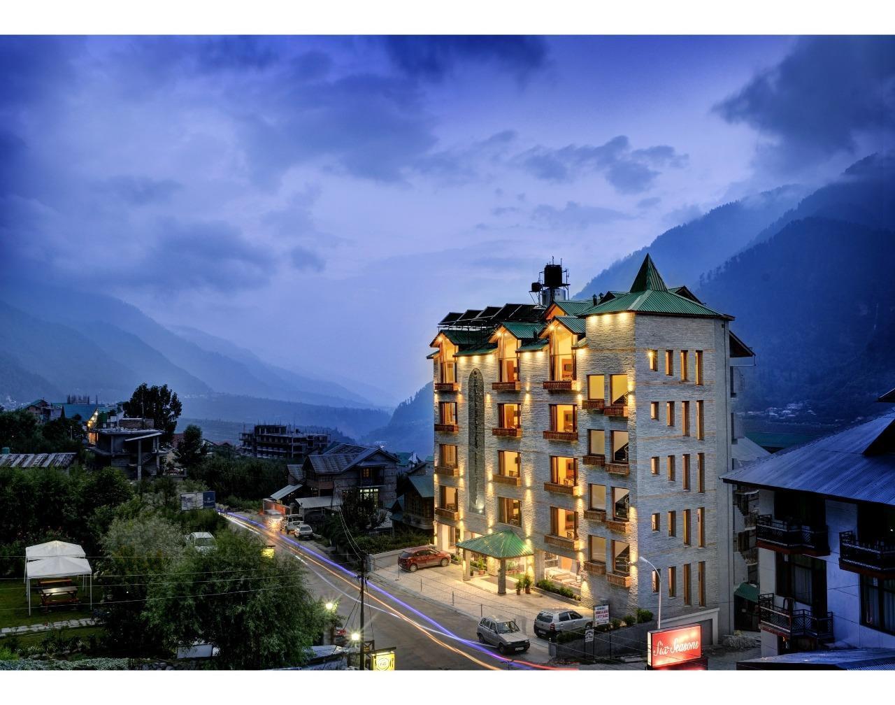 Summit Chandertal Regency Hotel And Spa