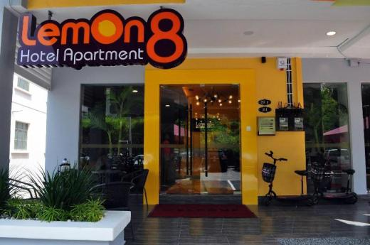 Lemon 8 Boutique Hotel @ Malacca