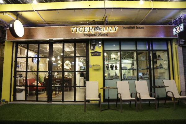 Tiger Lily Hostel Bangkok