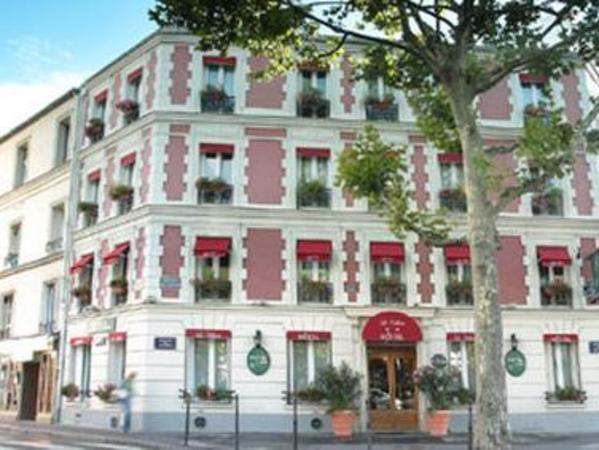 Hotel Le Villiers Paris