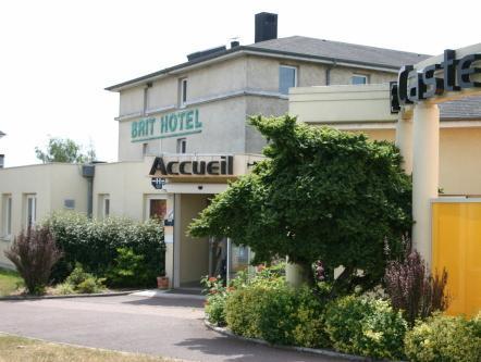 Brit Hotel Rennes Le Castel