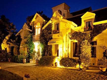 Hotel The Originals Residence De Rohan  EX RELAIS DU SILENCE