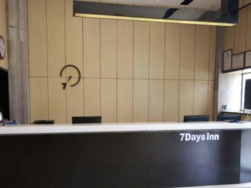 7 Days Inn Shaoyang Shaodong Qi Che Xi Zhan Branch