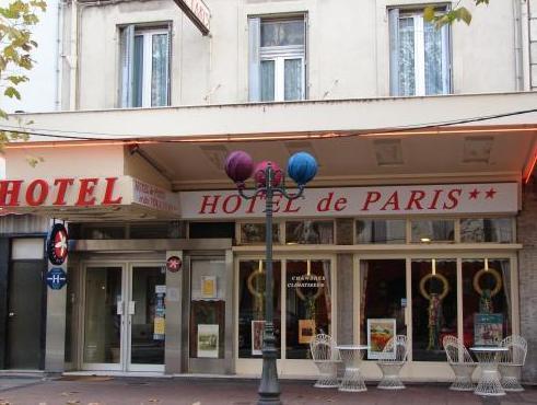 Hotel De Paris Et Des Voyageurs