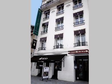 Quality Hotel De L Europe Reims And Spa