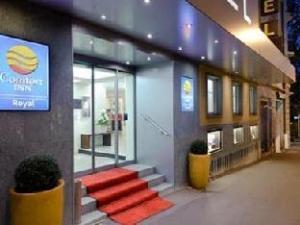 Comfort Hotel Royal Zurich Zurich