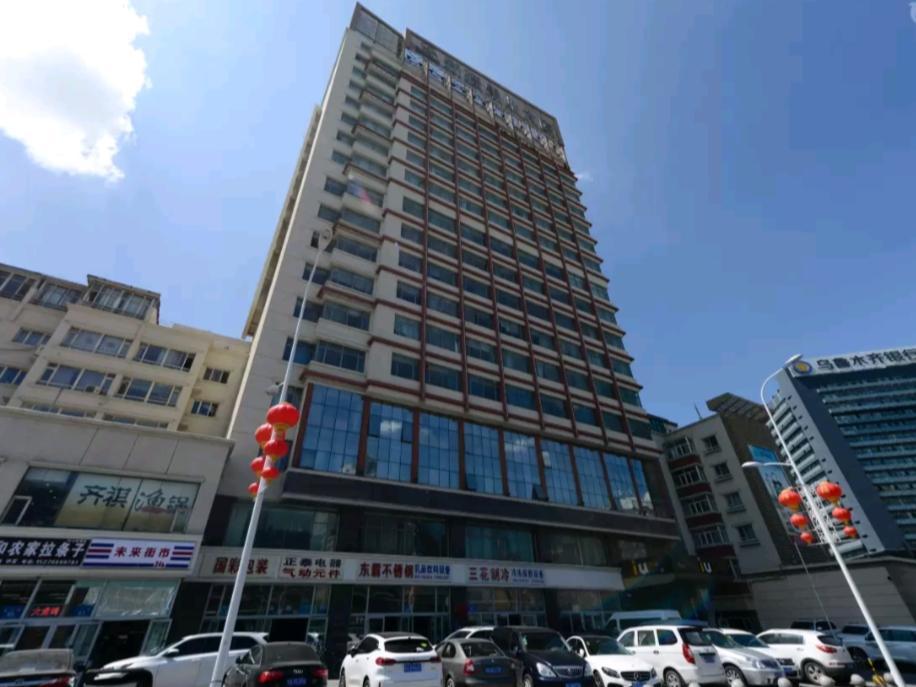 IU Hotel Urumchi Nianzi Gou Bus Station Branch