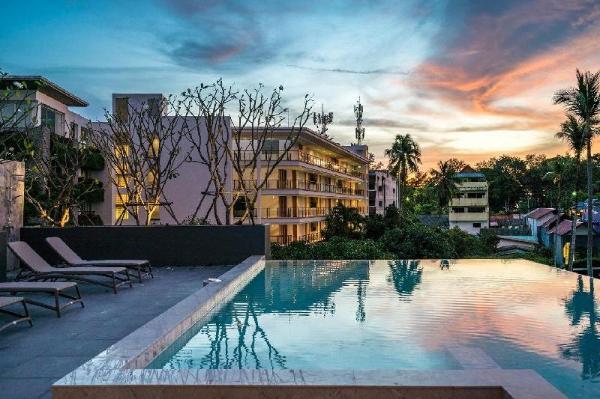 Palmyrah Surin - Modern condo near beach A306 Phuket
