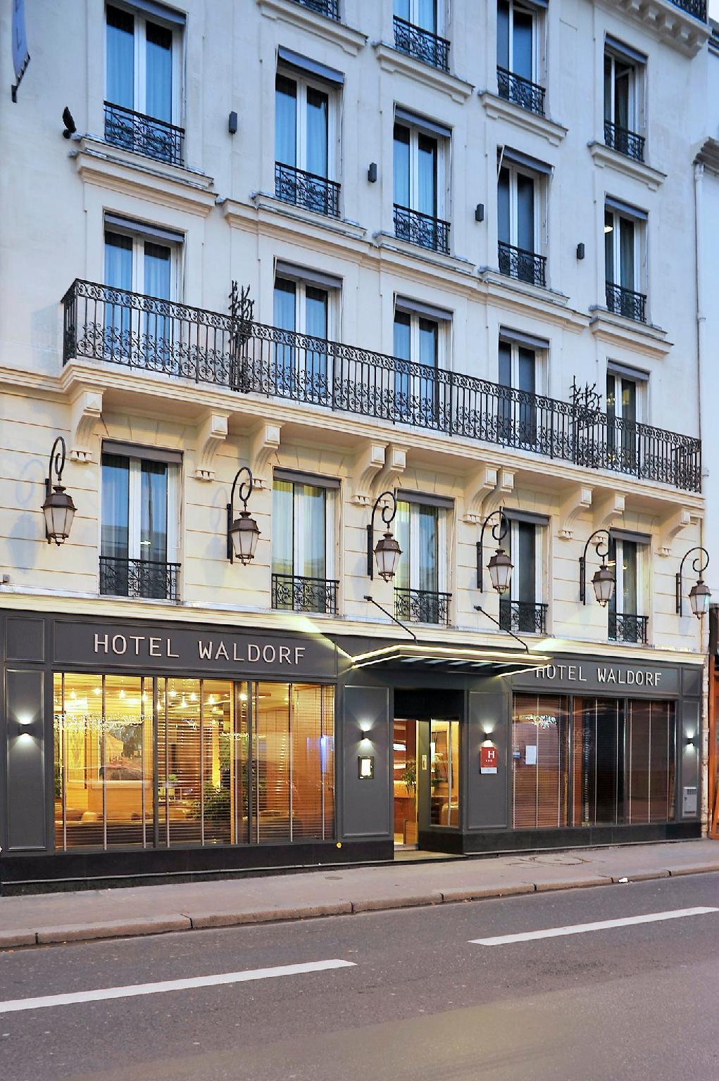 Waldorf Montparnasse